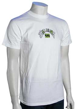 Billabong Pedestrian T-Shirt - White
