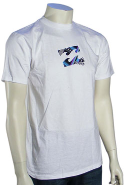 Billabong Interlink T-Shirt - White