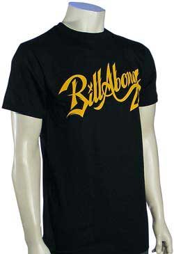 Billabong Fracture T-Shirt - Black