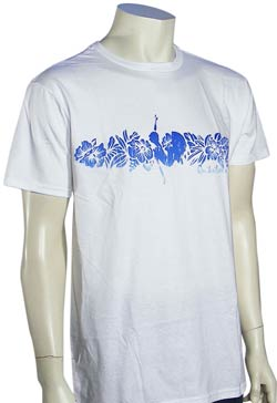 Zoom for Quiksilver Top Turn T-Shirt - White