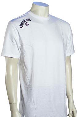 Quiksilver Touch And Go T-Shirt - White