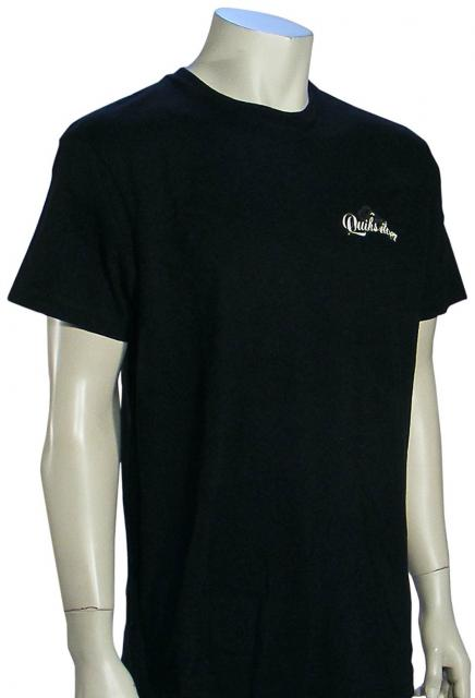 Zoom for Quiksilver South Shore T-Shirt - Black