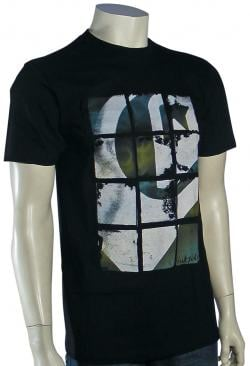 Quiksilver Toll Free T-Shirt - Black