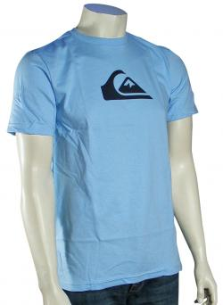 Quiksilver Mountain Wave T-Shirt - Smith Blue