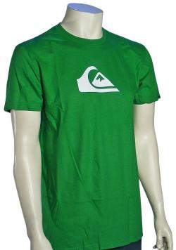 Zoom for Quiksilver Mountain Wave T-Shirt - Verde Green