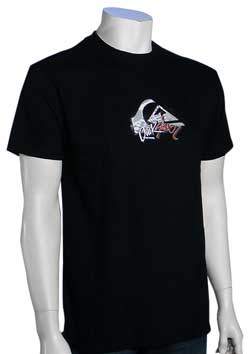 Quiksilver Superpower T-Shirt - Black