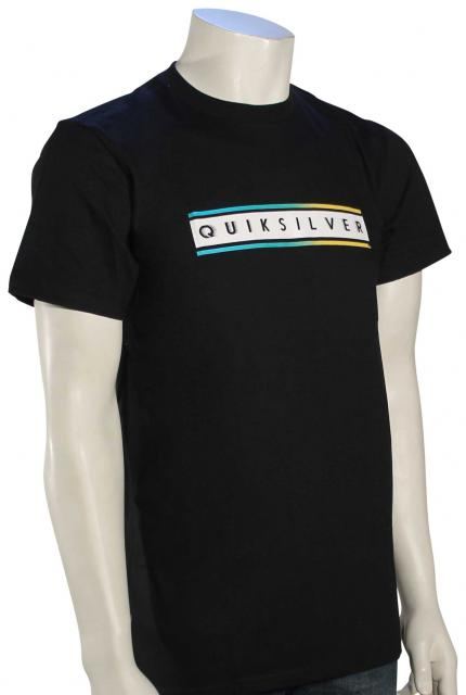 Quiksilver Daily Surf T-Shirt - Black