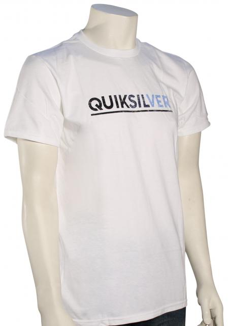 Quiksilver Opposites Attract T-Shirt - White
