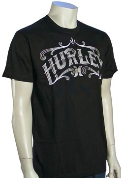 Hurley Meister T-Shirt - Brown