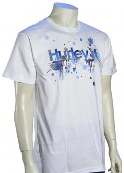 Zoom for Hurley Nukum T-Shirt - White