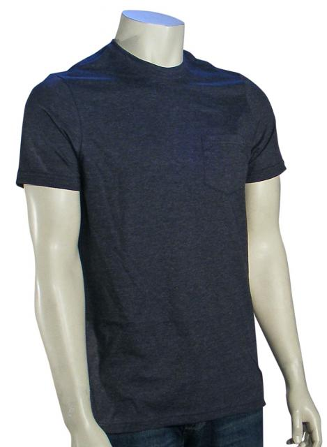 Hurley Staple Pocket Premium T-Shirt - Heather Black