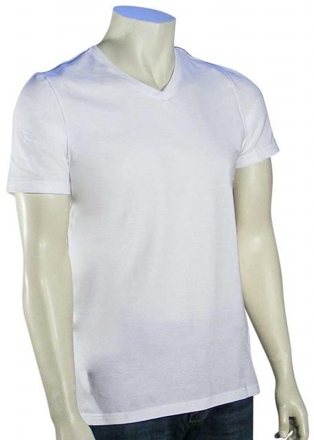 Hurley Staple V-Neck T-Shirt - White