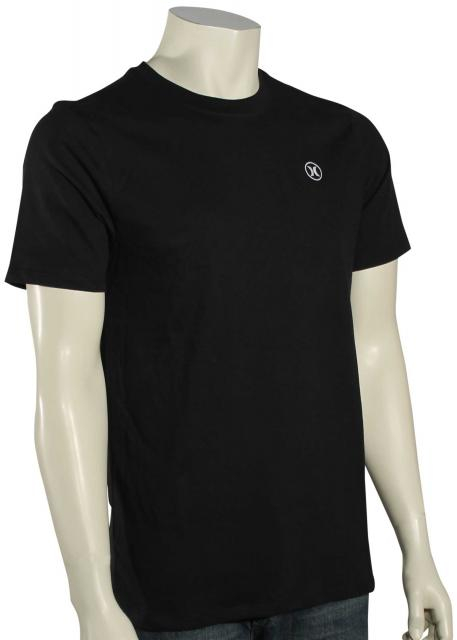 Hurley Staple Premium Dri-Fit T-Shirt - Black