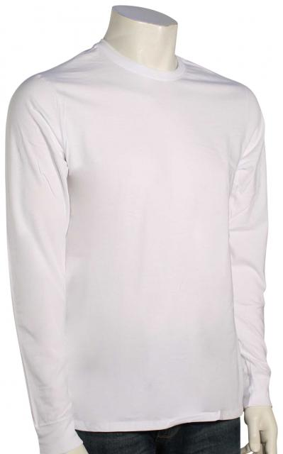 Hurley Staple Premium LS T-Shirt - White