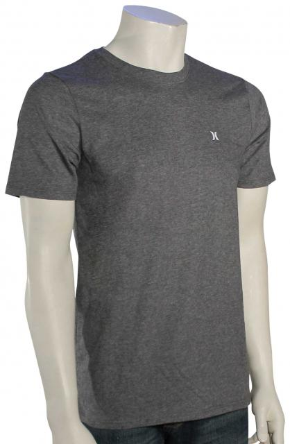 Hurley Icon Dri-Fit T-Shirt - Charcoal Heather