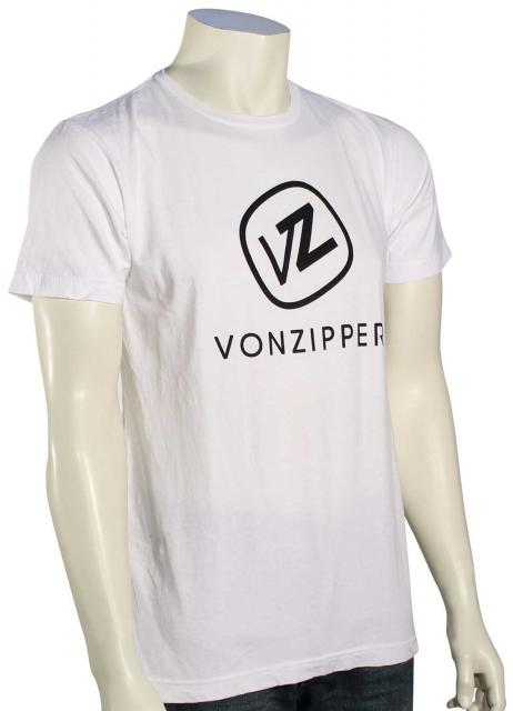 Von Zipper Dano T-Shirt - White