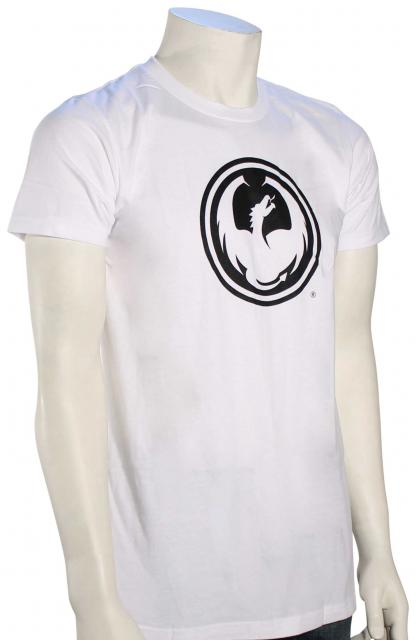 Dragon Icon T-Shirt - White