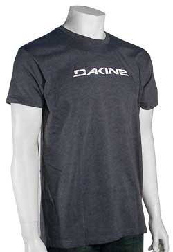 DaKine Stencil Rail T-Shirt - Heather Navy