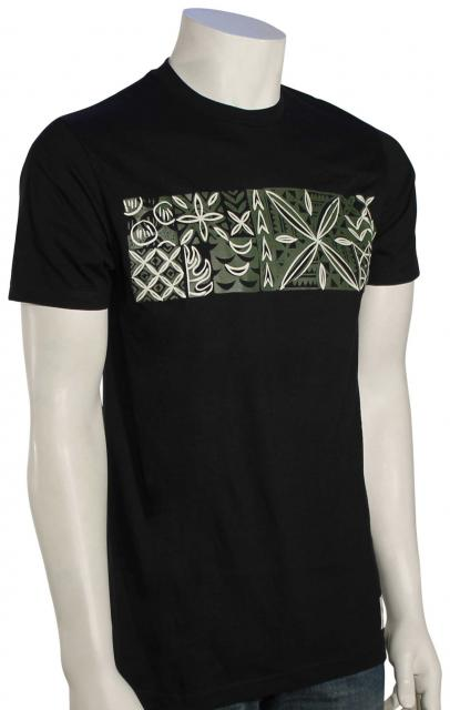DaKine Plate Lunch T-Shirt - Black