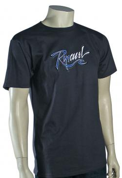 Rip Curl Roll With It T-Shirt - Charcoal