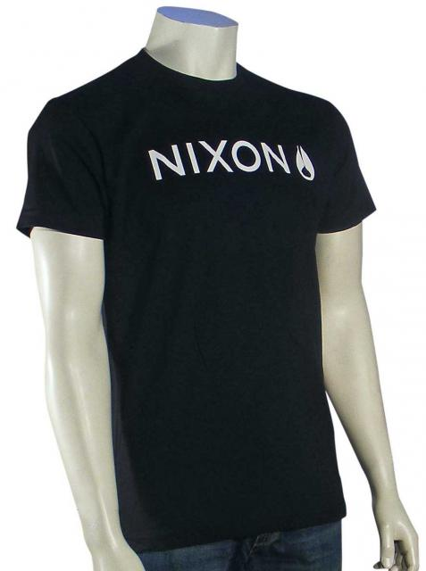 Zoom for Nixon Basis T-Shirt - Black