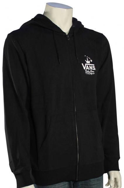 VansTriple Crown Zip Hoody - Black