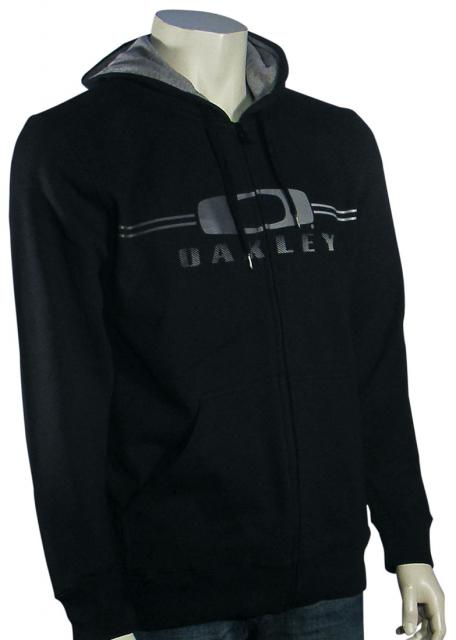 Zoom for Oakley Griffins Nest Zip Hoody - Jet Black