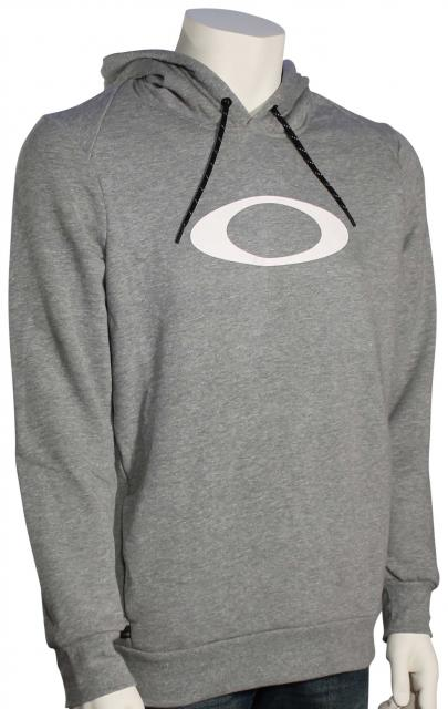 Oakley Ellipse Pullover Hoody - Athletic Heather Grey