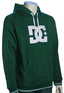 DC All Star Pullover Hoody - Evergreen