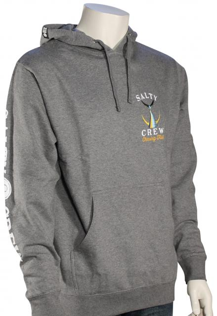 Salty Crew Tailed Pullover Hoody - Gunmetal Heather