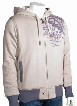 Billabong Summit Zip Hoody - Gravel