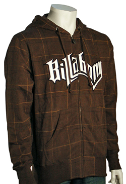Zoom for Billabong Checkpoint Zip Hoody - Dark Brown