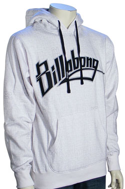 Billabong Absolute Pullover Hoody - White