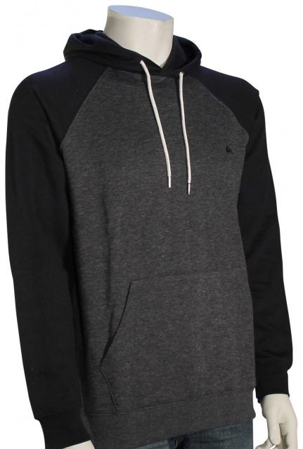 Quiksilver Everyday Pullover Hoody - Dark Grey Heather