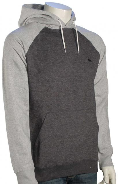 Quiksilver Everyday Pullover Hoody - Tarmac Heather
