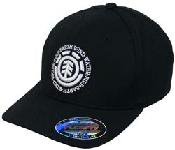 Element Icon Hat - Black