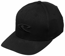 O'Neill Clean & Mean Hat - Black / Black