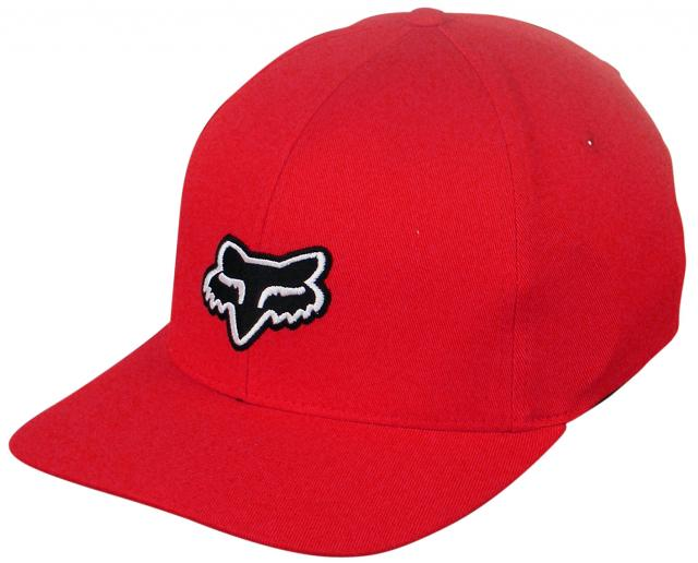 Fox Legacy Hat - Red
