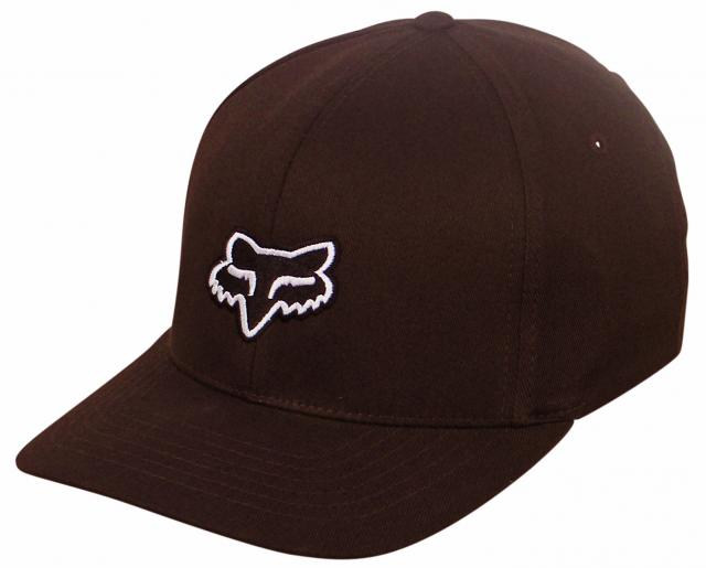 Zoom for Fox Legacy Hat - Dark Brown