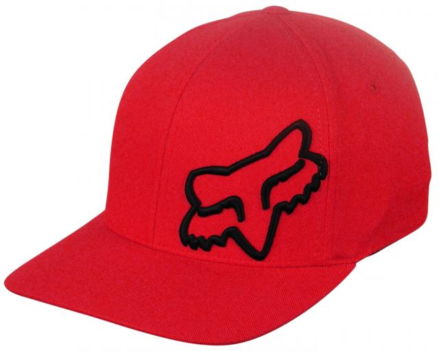 Fox Flex 45 Hat - Red