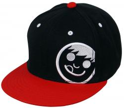 Neff Corpo Hat - Black / Red / White