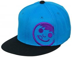 Zoom for Neff Corpo Hat - Cyan / Black