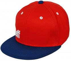 Neff Daily Hat - Red / Blue / White