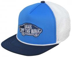 Zoom for Vans Classic Patch Trucker Hat - Classics Blue