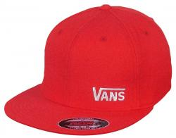 Vans Splitz Hat - Reinvent Red