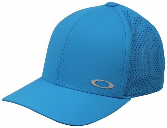Oakley Aero Perf Hat - Atomic Blue