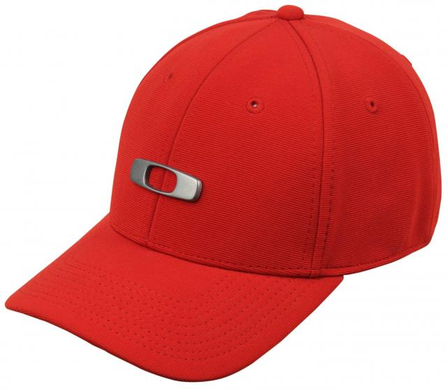 Oakley Metal Gas Can Hat - Red