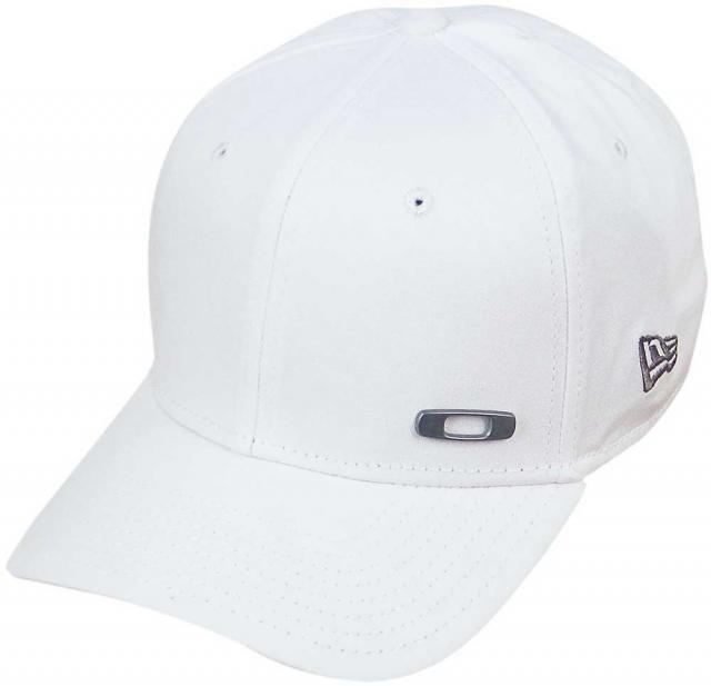 Zoom for Oakley Metal Square O Hat - White