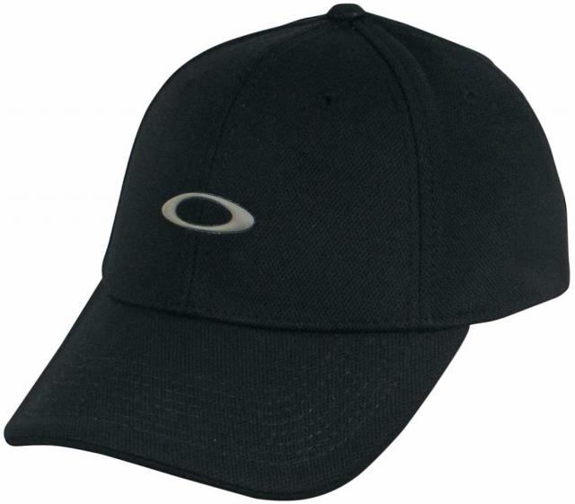 Oakley Silicon Oakley Hat - Black