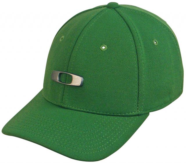 Oakley Metal Gas Can Hat - Atomic Green